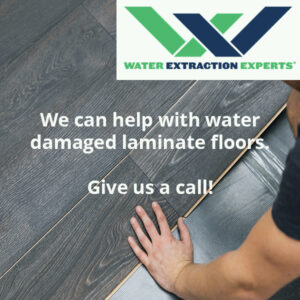 Water Damage Laminate Flooring