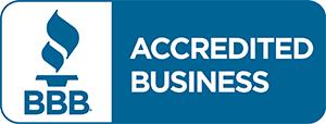 BBB Accredited logo