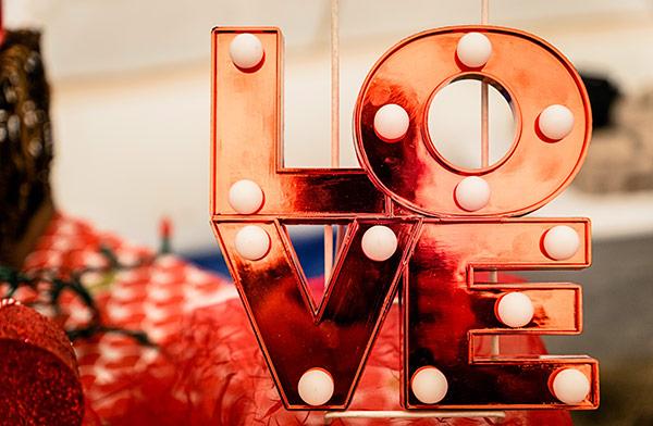 Loveland Love Sign